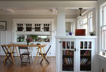 Living/Dining Shelves