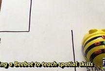 Robotics that teach