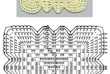 Crochet stiches / all availablecrochet stiches