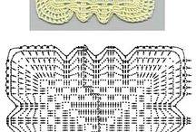 Crochet stiches / all availablecrochet stiches