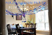 Percy Jackson party