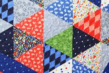 Quilt - triangle