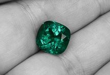 """These gems have life in them: their colors speak, say what words fail of."" -George Eliot  / Fabulous 6.50 carat Cushion cut Colombian Emerald from the mine of Muzo"