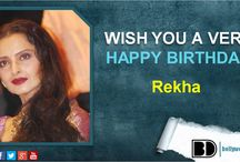 Star Birthday / Celebrate with us the bollywood stars Birthday