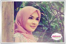 Pretty Hijab (someday) / by Una Amanda