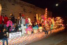 Parades in Downtown Garden City