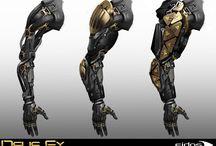 Tech Armors