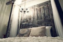 bedroom ideas / by Niki Savage