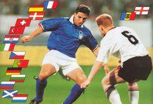 Euro 1996 by Panini
