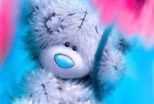 farebny taty teddy