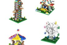 Bricks and Blocks / Building bricks and blocks