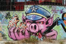 street art / by Dana Dupus