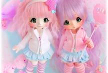 Dolls & more dolls! <3