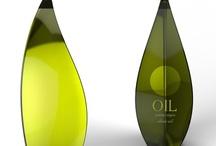 Olive oil logos