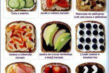 Alimentação Saudável  / Conheça quais os alimentos mais saudáveis e descubra quais os principais benefícios para a saúde.