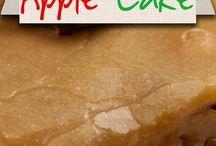 Recipes - Apple