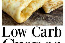 Low carb bun(s)
