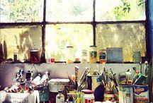 If a had a studio...