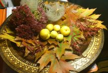Autumn bounties / This is about all the delicious looking stuff that you can find in the autumn forest, and just can't help putting together and taking a picture because together it looks even more luxurious and inviting :-)