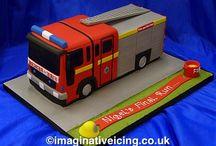 fire engine alfie 2 birthday