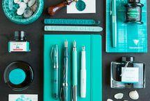 Graphic Design: Flat Lay Ideas