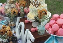 Pretty Things For You baby shower