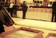 Ferias del disco en 2014 / Fechas confirmadas de Ferias del disco en varias ciudades españolas, para 2014.