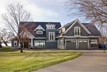 dream homes! / by Brandi Dibert
