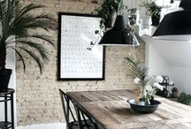 Industrial home decor ideas