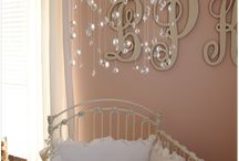 ♡IT'S.A.GIRL!!!♡ {nursery} / by Emily 'Pyle' Green