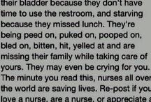 Nursing!! / by Erin Ogden