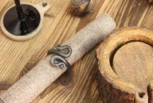 Ferronnerie d'art / Dans le respect des traditions et le charme d'antan, nos maîtres ferronniers donnent naissance à de véritables œuvres d'art