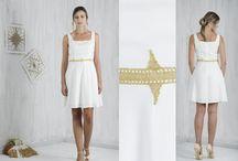 Ariadne's Thread - Spring Summer 2015 - Bobbin Lace (Kopaneli) Collection - Heraklion, Crete, Greece