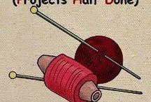 Pletená zabava // knitting fun