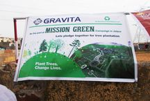CSR Activities / At Gravita CSR activities are as important and critical as business process. Gravita Group, through its CSR initiatives, has be involved in making holistic and meaningful contribution to the society. Along with business values, it is the company's vision of maintaining environment integrity which has enabled us to extend these CSR initiatives beyond our core business objectives and practices. Our CSR activities work for the betterment of health, education and Eco-friendly practices.