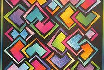 patchwork contemporain