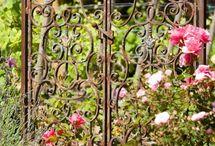 cancelli da giardino