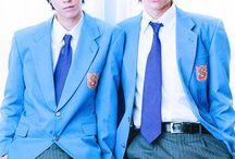 Daisuke Watanabe and Hamao Kyosuke