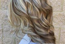 Мелирование для блондинок