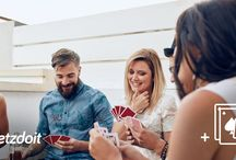 Party Games For Adults / Making your next game night a success.