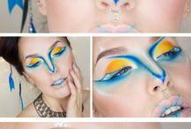 Makeup ,Paint Face