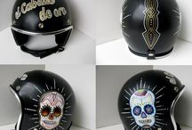Motorecyclos Helmet