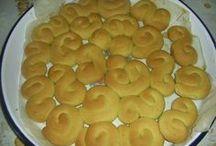 Kurabiye / Portakallı girit kurabiyesi
