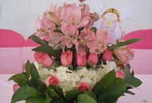 Arreglos de flores para fiestas