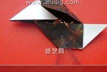 origami and papiroflexia