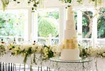 Wedding Cakes / Wedding cakes made by Caking It Up
