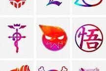 Logo Anime