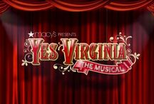 Yes, Virginia The Musical / November 2014 and 2015