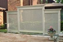 Privacy Fence Screens
