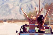 |  Young, Wild, & Free!  | / by The Blonde & The Brunette
